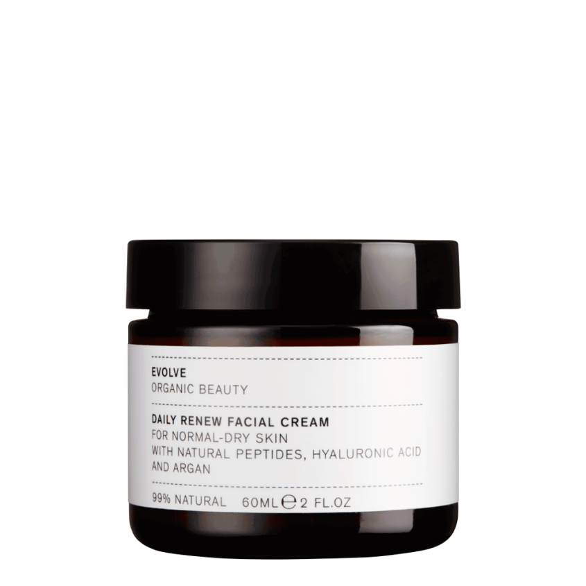 Evolve Organic Beauty - Daly Renew Facial Cream