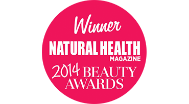 Natural Health Magazine 2014 Beauty Awards Winner_3_17